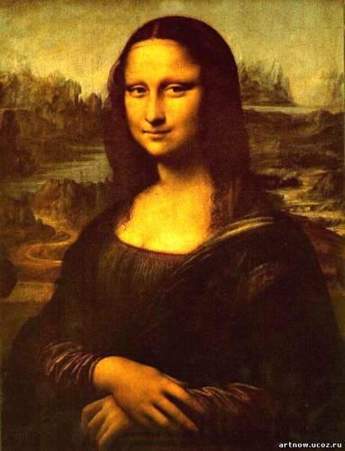 Джоконда мона лиза